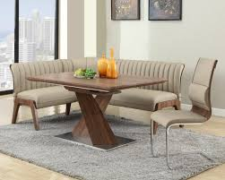 leather breakfast nook furniture. 30 Space Saving Corner Breakfast Nook Furniture Sets Booths Bench With Dining Room Table Designs 14 Leather L