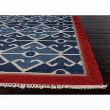 red and blue rug rugs flat weave tribal pattern wool blue red area rug red white red and blue rug