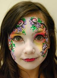 cool face painting ideas for kids which transform the faces of