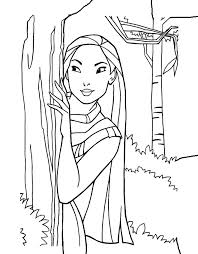 10 Pocahontas Drawing For Free Download On Ayoqqorg