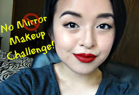 fri sat challenge 36 no mirror makeup e see the winners