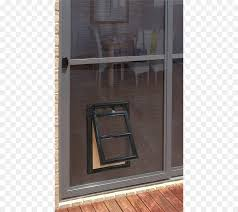 dog screen door pet door glass window png
