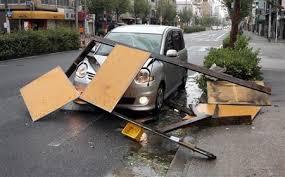 「画像 大阪 台風21号」の画像検索結果