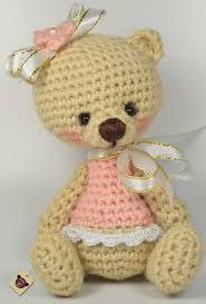 Crochet Teddy Bear Pattern Classy Teddy Bear Crochet Pattern Best Collection The WHOot