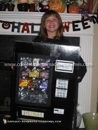 Vending Machine Halloween Costume Classy Coolest Vending Machine Halloween Costume