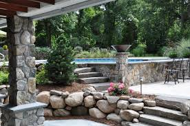 Small Picture Residential Landscape Design in NJ 5 Modern Ideas