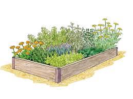 pre planned gardens