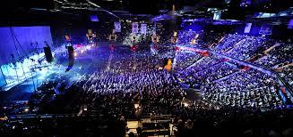 Mohegan Sun Arena Uncasville Ct Concert Seating Chart Mohegan Sun Arena Ranked In Top 10 Of Usa Concert Venues