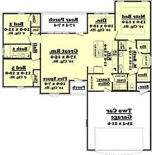 ranch home plans 1300 sq ft lovely 1300 square foot house plans awesome 1000 square feet