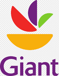 Grocery Store Logo Design Giant Landover Giant Food Stores Llc Logo Grocery Free Png