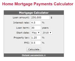 Home Mortgage Finance Calculator Mortgage Payment Calculator Mortgagecalculatorplus Medium