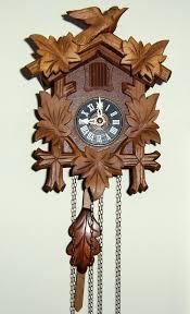 unidentified miniature cuckoo clock