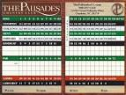 Scorecard - Charlotte Country Club | The Palisades Country Club