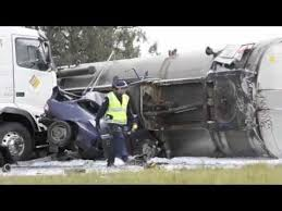 Violet Town Hume Freeway Fatality - YouTube