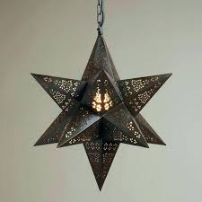 moroccan style lighting fixtures um image for image of star light fixture style pendant shades hanging