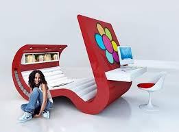 Futuristic furniture for teenage bedroom ...