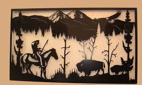 indian wall art roselawnlutheran inside most recently released indian metal wall art view 8