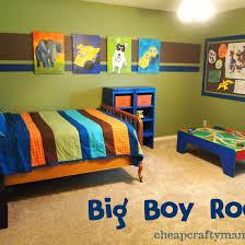 decorate boys bedroom. Furniture Smart Little Boys Bedroom Decorating Idea With Blue Bed Decorate