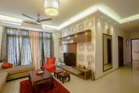 decoration home interior. 3 BHK Partement : Modern Living Room By In Built Concepts Decoration Home Interior