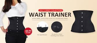 are you ready to maximize your workout with a vine style waist cinching garment the waist corsets that you wear anytime you re going to be