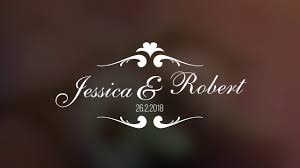 Free Wedding Titles Premiere Pro Cc Youtube