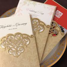 online buy wholesale wedding invitations from china wedding Online Indian Wedding Card Maker Free Printable wishmade gold cover wedding invitation cards cw2002 printable & customize free wedding suppliers invitations cards free Free Printable Cards Wedding Congratulations