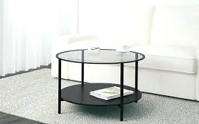 round coffee table glass in black brown colour ikea liatorp uk round coffee table glass in black brown colour ikea liatorp uk