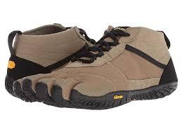 Vibram Five Fingers Womens Size Chart Vibram Fivefingers V Trek Mens Shoes Khaki Black Products