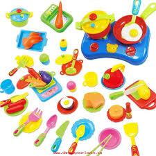 kids toys high quality 60pcs educational pretend kitchen toy kitchen ware set plastic pots dishes children hot kljarbwj