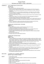 Laboratory Technologist Resume Samples Velvet Jobs