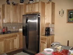 Redecorating Kitchen Hickory Kitchen Cabinets Sizemore