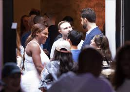 Serena Williams \u0026 Alexis Ohanian Step Out for First Time as ...