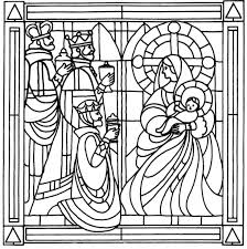 Small Picture Lofty Design Stained Glass Coloring Pages For Adults Stained Glass