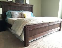 farmhouse bed frame. Exellent Farmhouse Farmhouse King Size Bed Plans Unique 30 Beautiful Frame For