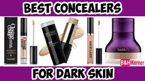 top 7 best concealer for dark skin 2018