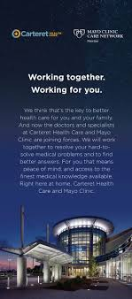 Carteret Health Care Joins Mayo Clinic Care Network Carteret