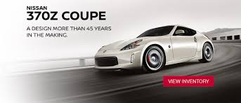 2018 nissan 370z coupe driving on the road