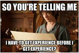 First job experiences