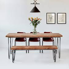 Hairpin dining table Eames Dining Table Hairpin Heyl Interiors Hairpin Dining Table Heyl Interiors