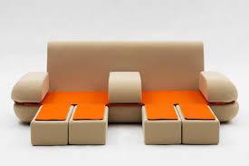 creative furniture ideas. Amazing Great Creative Sofa Modern Designing Interior For Living Room Yellow Cream Cover Sleeper Ideas Product Sample Furniture R