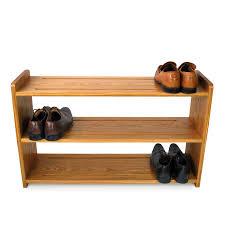 Shoe Rack Oak Shoe Racks
