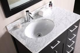 adorna  contemporary bathroom vanity set espresso vanity