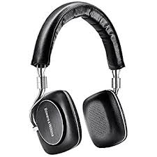 bowers and wilkins headphones. bowers \u0026 wilkins p5 series 2 on ear headphones with hifi drivers, wired, black and