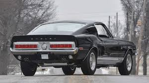 1968 Shelby GT500KR Fastback | S106 | Kansas City Spring 2016