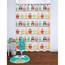 owl kitchen curtains and rugs