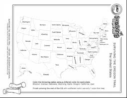 Small Picture Us Map Coloring Page Pilular Coloring Pages Center