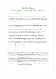Claim Letter Sample Format Gallery Printable Affidavit Official