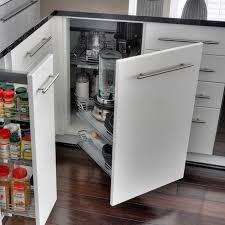 Appliance Garages Kitchen Cabinets Kitchen Cabinet Appliance Garage Wooden Stained Kitchen Cabinet