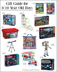 love these gift ideas for 8 10 year old boys great ideas for