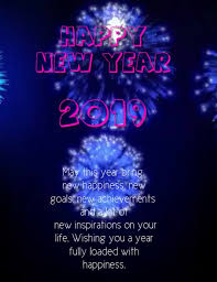New Year Greeting Cards Template Postermywall